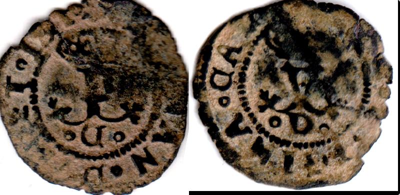Blanca a nombre de los Reyes Católicos - Cuenca 008-1510