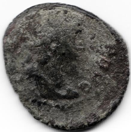 Antoniniano de Póstumo. VICTORIA AVG. Trier 025a10