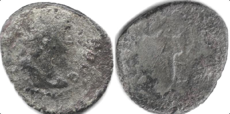 Antoniniano de Póstumo. VICTORIA AVG. Trier 025a_f10