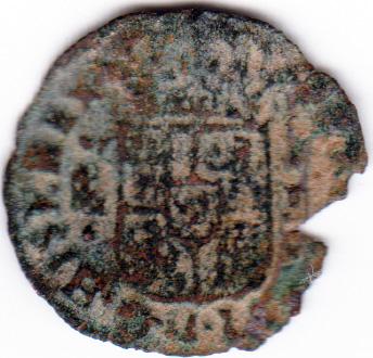 1 maravedí Fernando VI 1747 Segovia falso de época _001a110