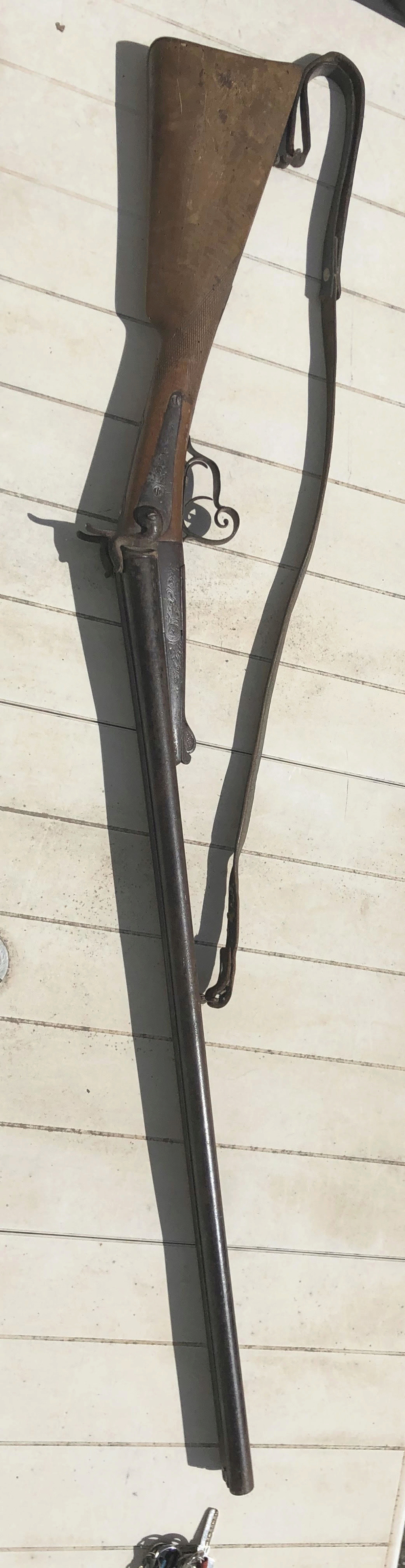 Restauration Fusil Lefaucheux cal 16 Unname13