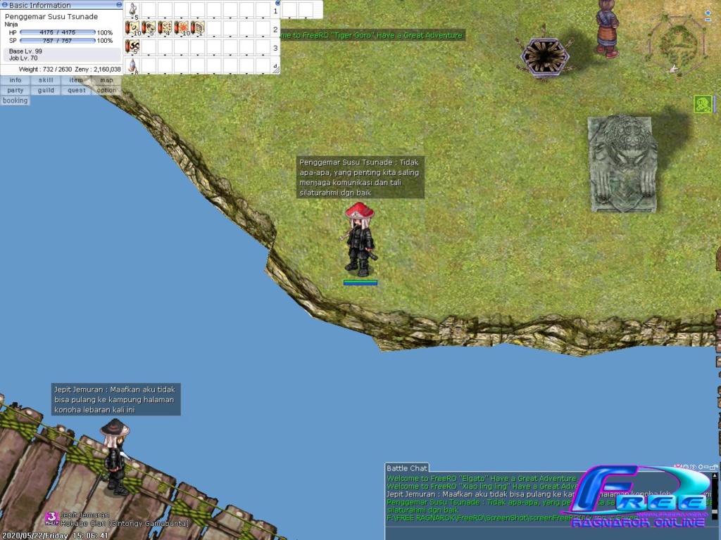 Event Screenshot Idul Fitri 2020 Screen10