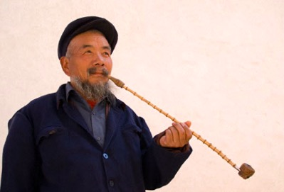 Pipes chinoises Bambou10