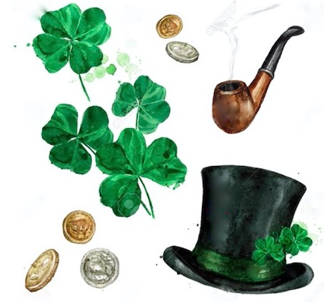 Bonjour de L'irlandais Irland10