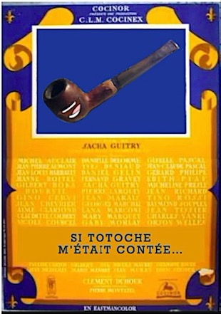 Si Versailles m'était conté ...ou pas  Et l'affiche est de Brase d'Anjou Tc10