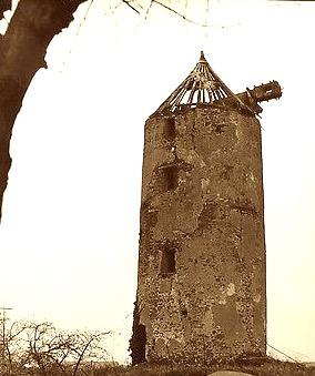 Le vieux moulin. Illustration Brase d'Anjou Vieux_10