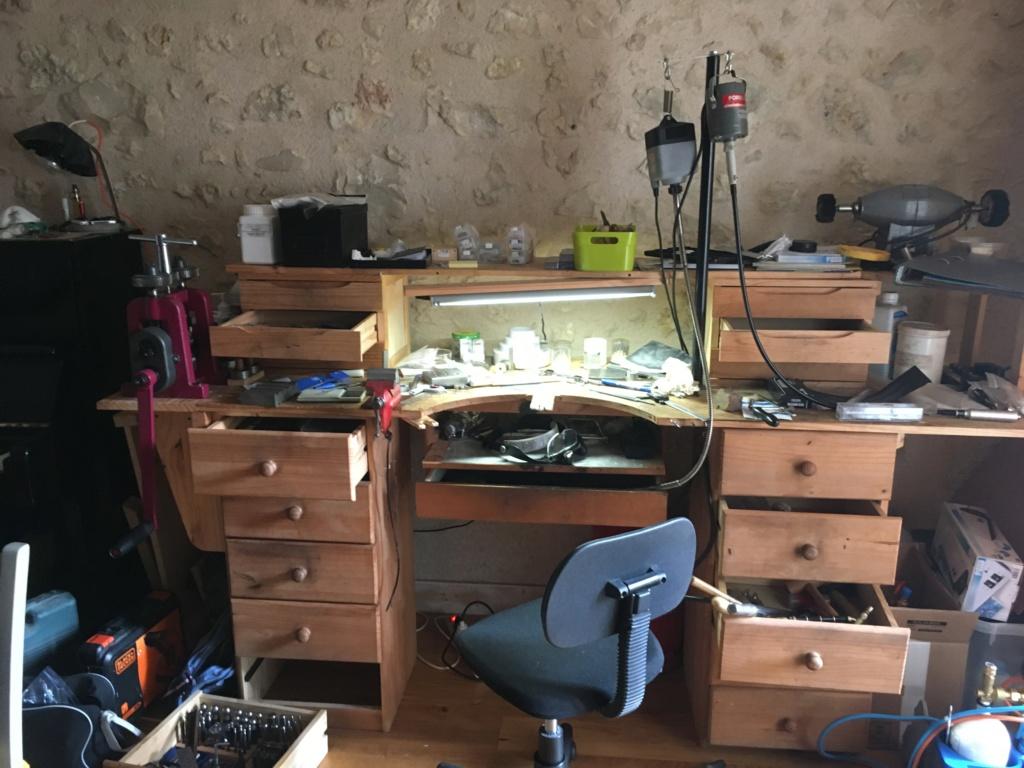 Projet aménagement atelier et établi 00311