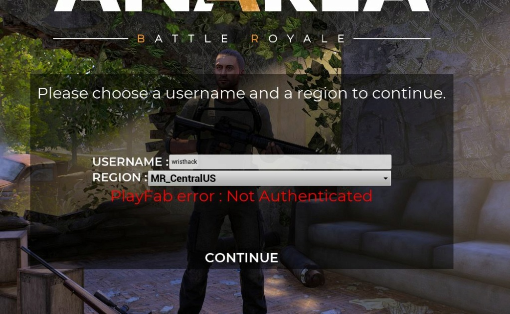 PlayFab error : Not Authenticated Bug-311