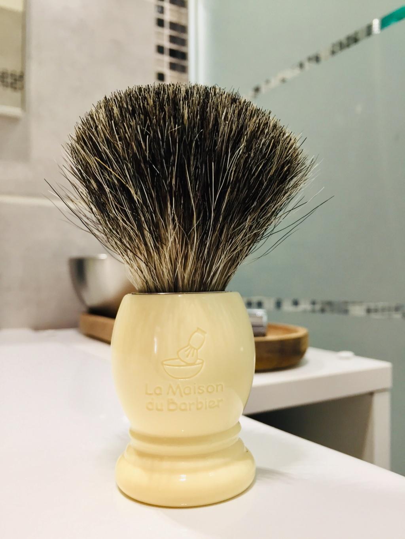 blaireau la maison du barbier 507dd910