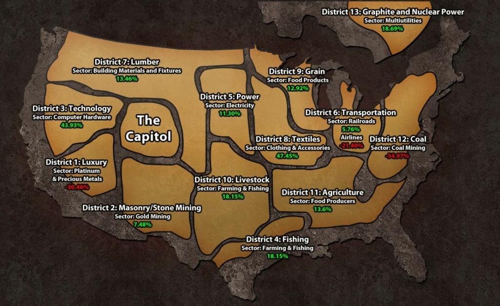 Hunger Games - Vorgeschichte sucht Partner  Karte10