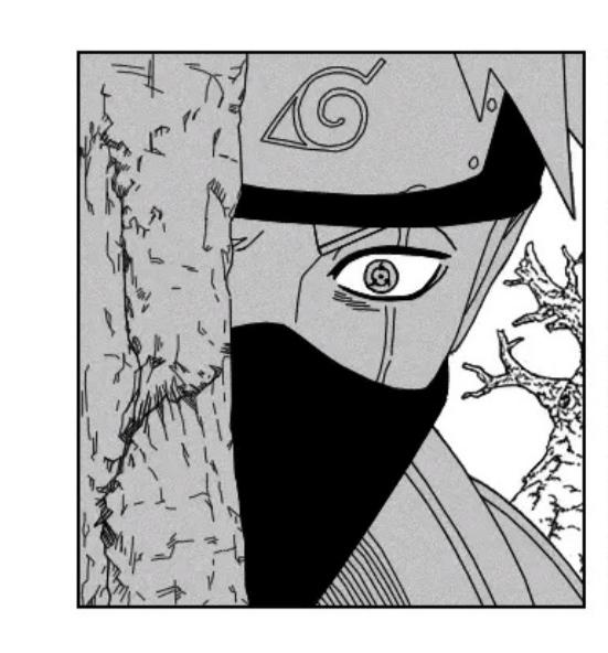 Hatake kakashi, um do maiores gênios de Naruto. Img_2118