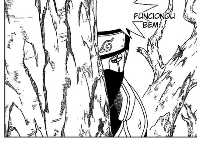 Hatake kakashi, um do maiores gênios de Naruto. Img_2119