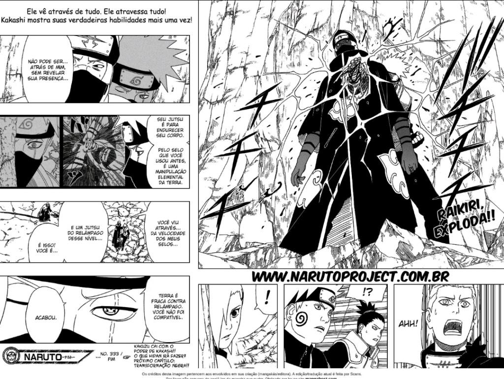 Hatake kakashi, um do maiores gênios de Naruto. Img_2120