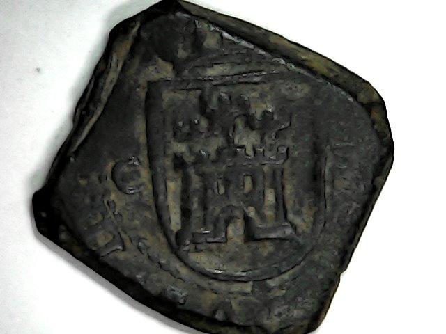 Felipe llll,1625 ¿4 u 8 maravedis? Fri_ja21
