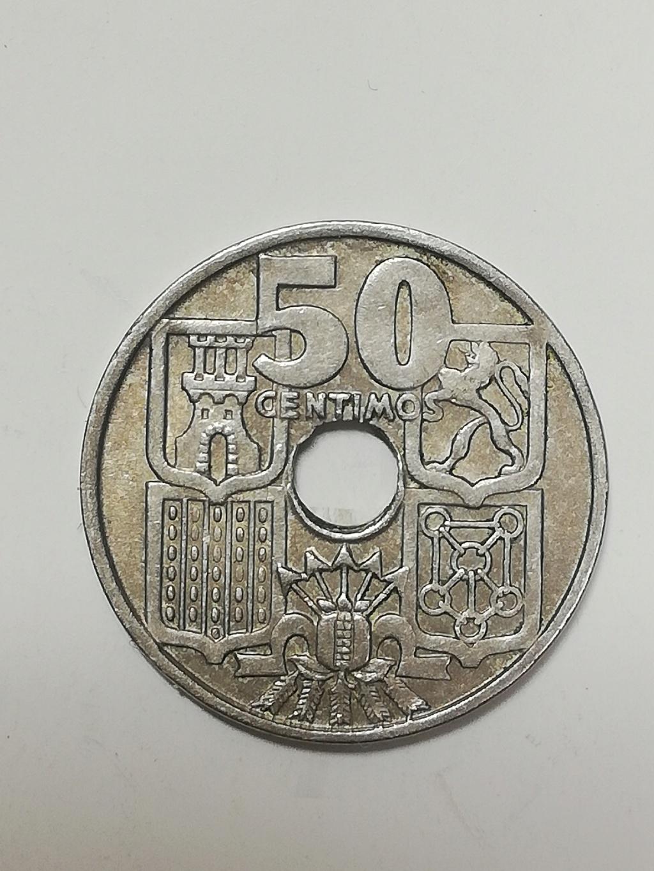 50 Centimos 1963*19-65.Estado Español Img_2034