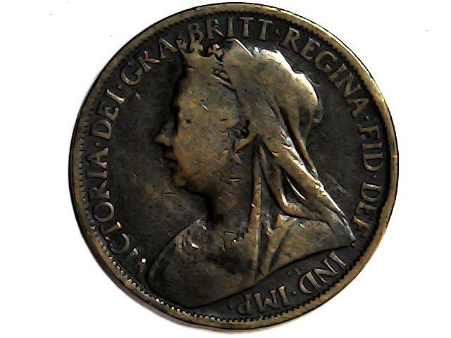 1 penique 1901.Reina Victoria Sat_fe10