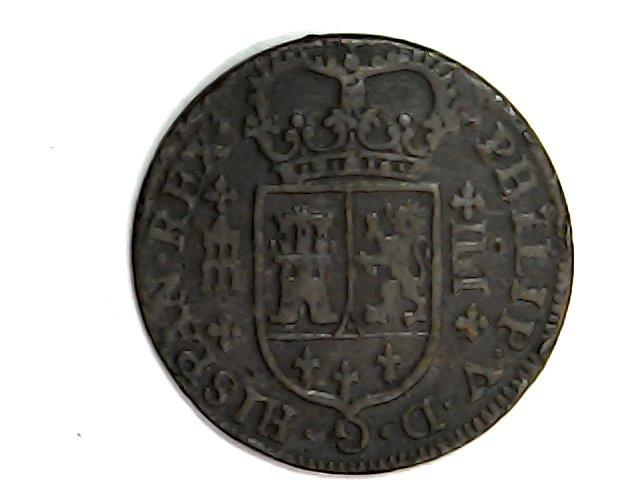 4 maravedis Felipe V,1719 de Segovia. Sat_ja10