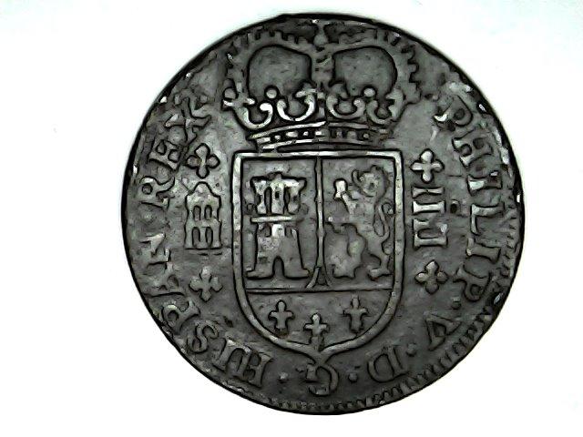 4 maravedis Felipe V,1719 de Segovia. Sat_ja12