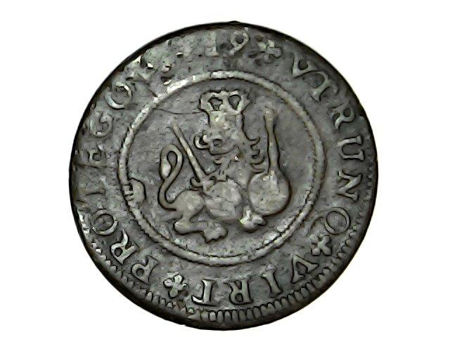 4 maravedis Felipe V,1719 de Segovia. Sat_ja13