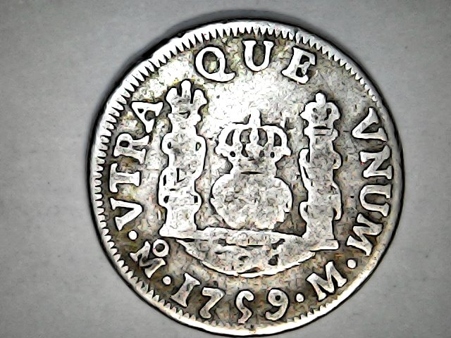 1 Real,Fernando VI 1759 Mexico Sat_ja40