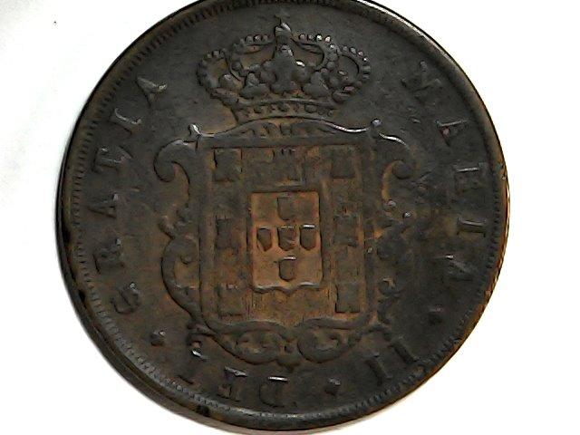 Maria II,1848.Reina de Portugal y el Algarbe. Sat_ja47