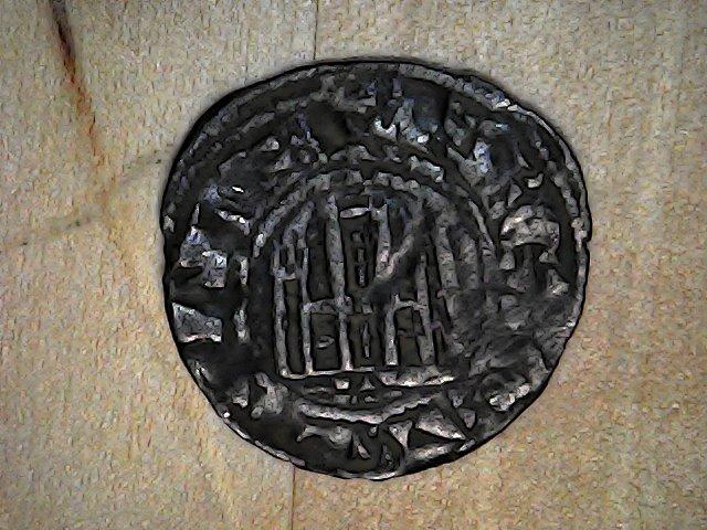 Dinero de Fernando IV. ¿Toledo? Sat_no88