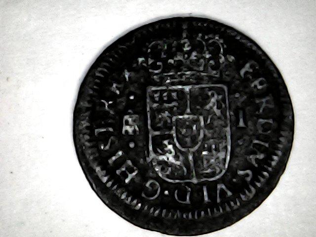 1 Maravedí - Fernando VI, Segovia, 1747 Tue_de36