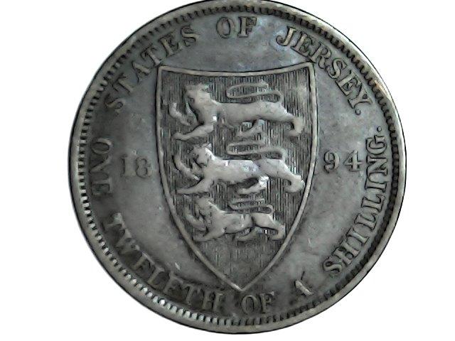 Jersey 1894.Reyna Victoria Tue_ja25