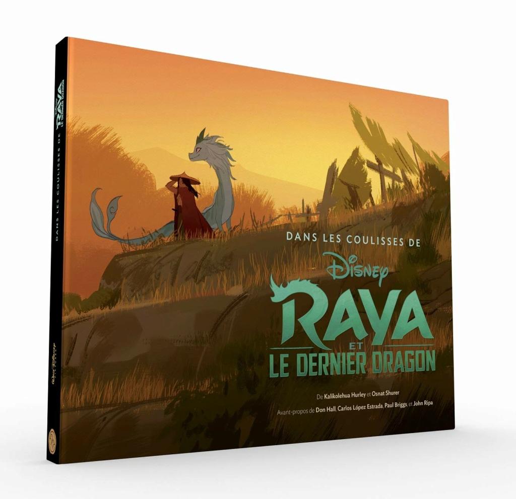 Les livres d'art des films d'animation (The Art of/Dans les Coulisses de/Pierre Lambert/etc.) - Page 15 Raya10