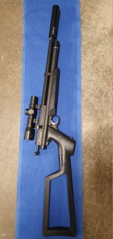 Mon pistolet benjamin Maraudeur  20201111
