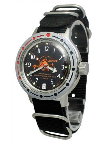 vostok - Vostok Amphibia 200m 20201111