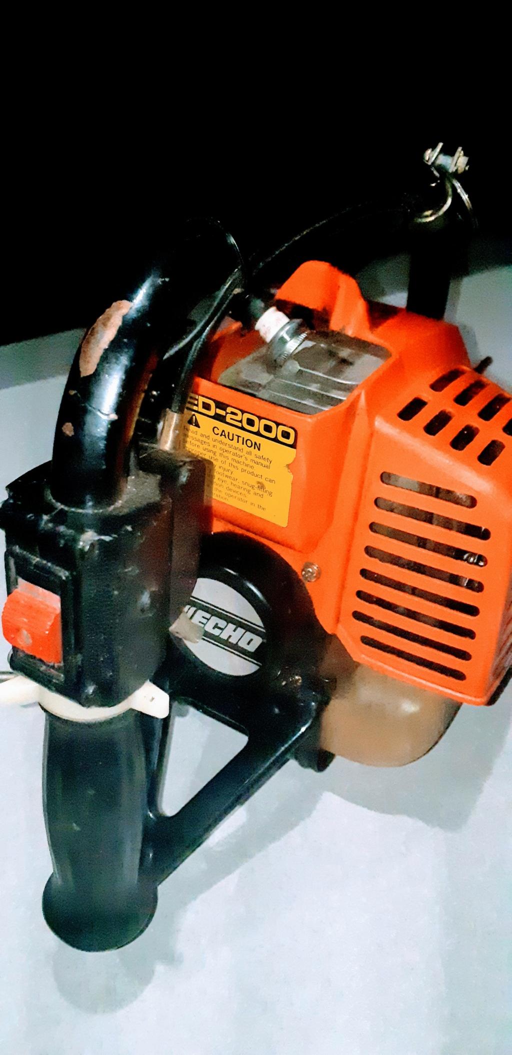 Perceuse Echo à essence (Vendue) 20201218