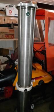 Séparateur CDL La Fendeuse 1 poteau Separa10