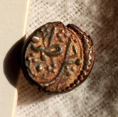 "Minúscula y gruesa moneda  "" florida "" Img_2109"
