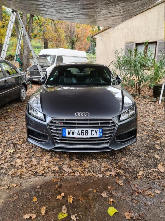 Mon Audi TTS - 2018 20201210
