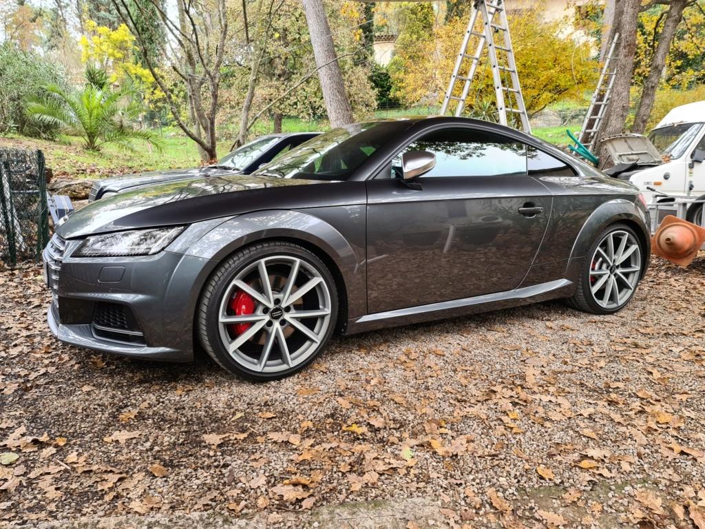 Mon Audi TTS - 2018 20201211
