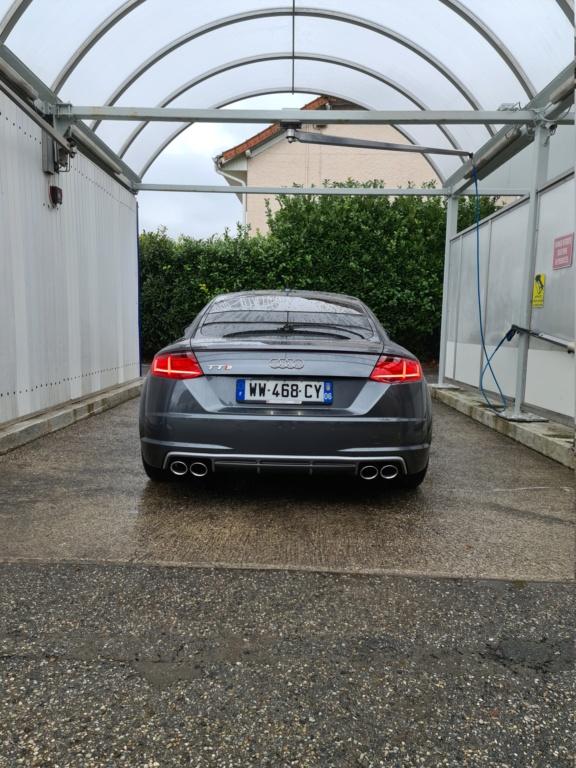 Mon Audi TTS - 2018 20210110