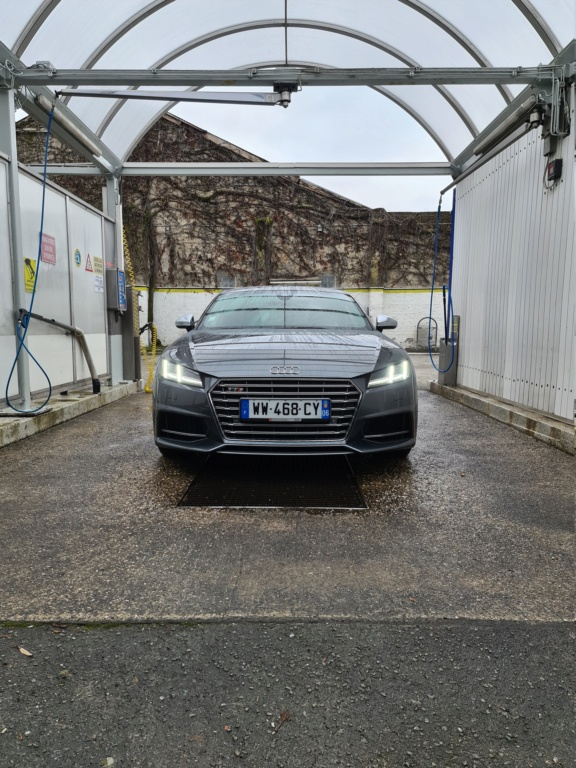 Mon Audi TTS - 2018 20210111