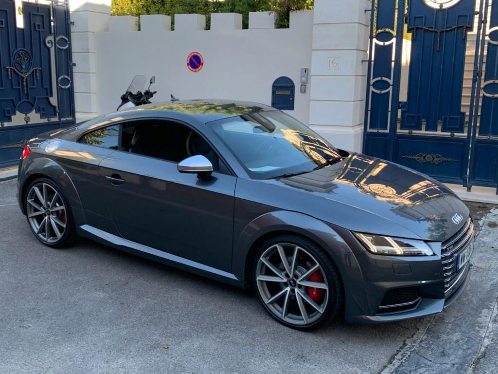 Mon Audi TTS - 2018 Img_7410