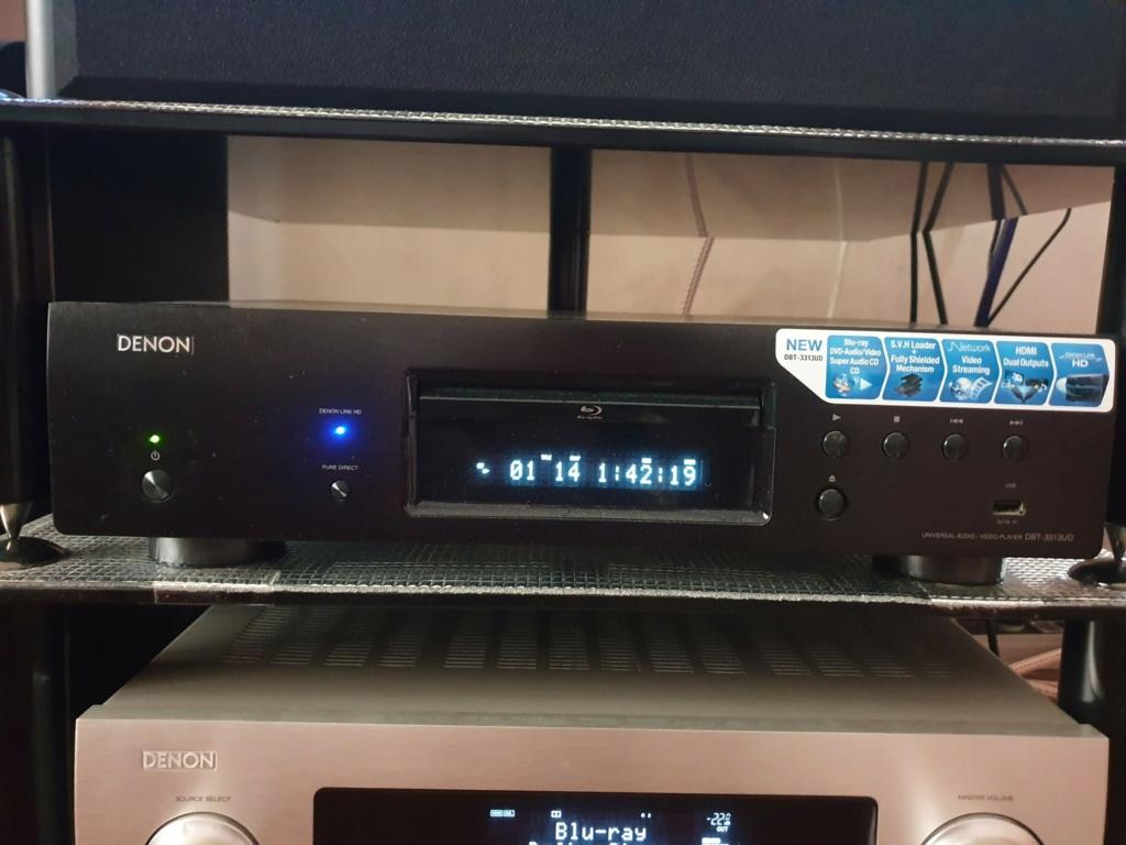 Denon AVR7200WA and Denon DBT3313UD 14281810
