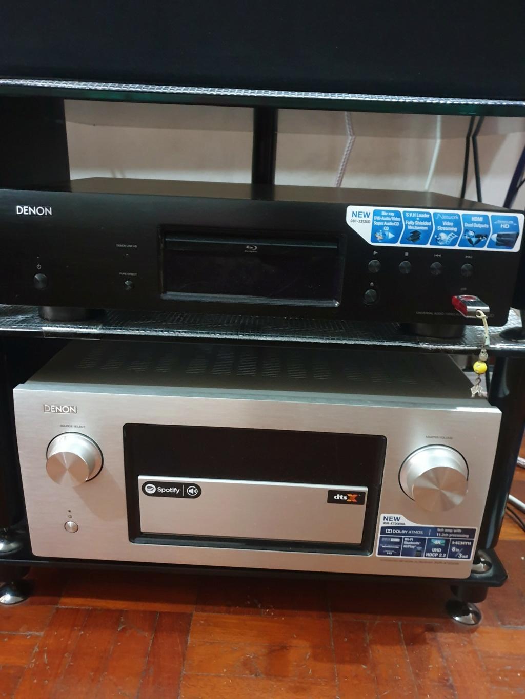 Denon AVR7200WA and Denon DBT3313UD 14342210