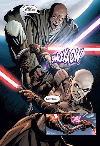 Stomper Showdown R2 #7 - Boc Aseca (Ghost of Grievous) vs Tholme (AthaPrime) Blanks10
