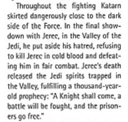 Jerec And The Deadly Six Respect Thread Katarn10