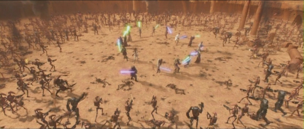 Stomper Showdown R2 #7 - Boc Aseca (Ghost of Grievous) vs Tholme (AthaPrime) Star-w10