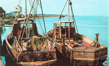 1950s Whitstable Fishing Boat Mmmtgs10