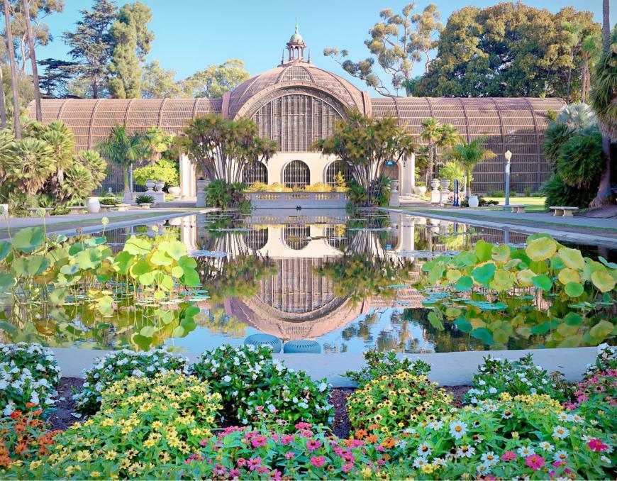 Botanic Garden Botani10