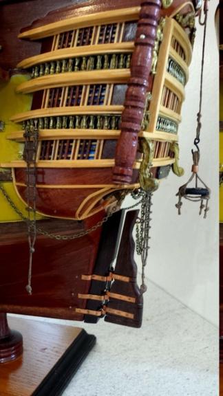 HMS Victory 1765 (amélioration) par ACRUB31 - Page 3 20210542