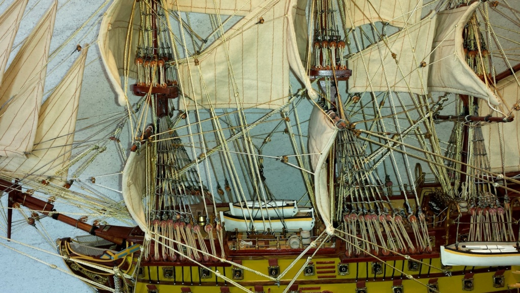 HMS Victory 1765 (amélioration) par ACRUB31 - Page 3 20210562