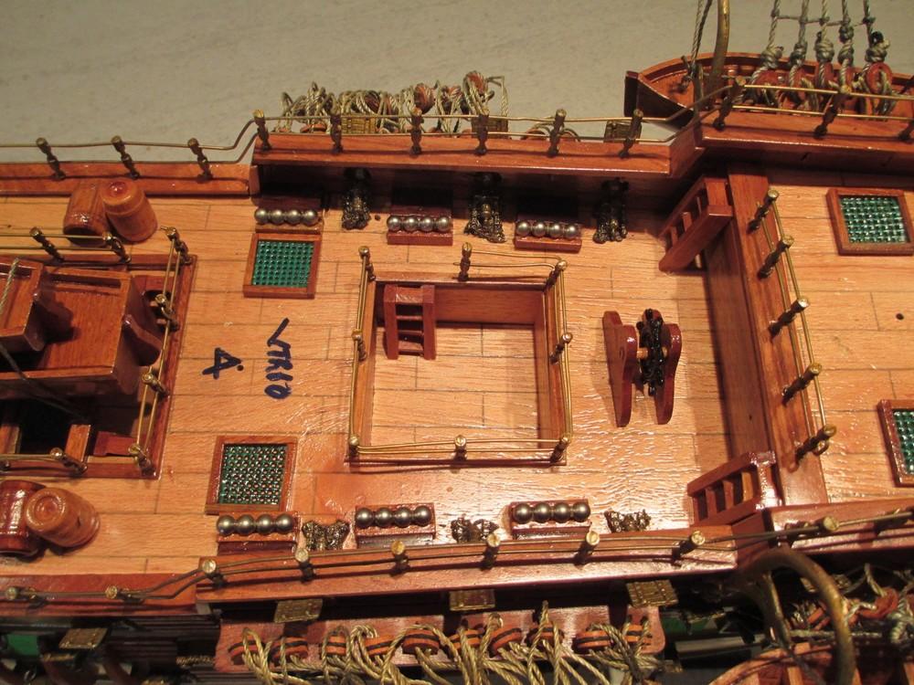 HMS Victory 1765 (amélioration) par ACRUB31 - Page 2 Img_2712