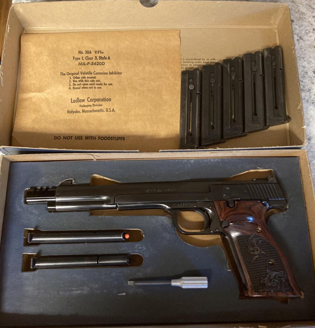 SOLD-Smith & Wesson 41 $1200 (North Carolina) 90f74810